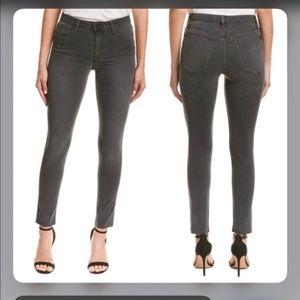 Joe's Jeans Charley Raw Hem Skinny Ankle Jeans 29